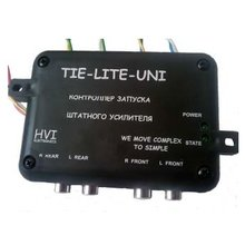 Контроллер активации штатного усилителя Toyota Lexus TIE Lite UNI - Краткое описание
