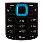 Keyboard Nokia 5320, (dark blue, russian)