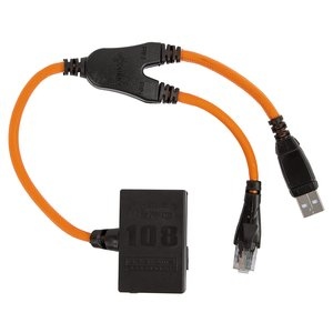 ATF/Cyclone/JAF/MXBOX HTI/UFS/Universal Box F-Bus/USB Cable for Nokia 108