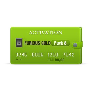 Furious Gold Pack 8
