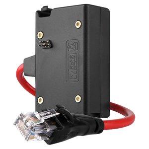 Cable ATF/Cyclone/JAF/MXBOX HTI/UFS/Universal Box F-Bus para Nokia 107