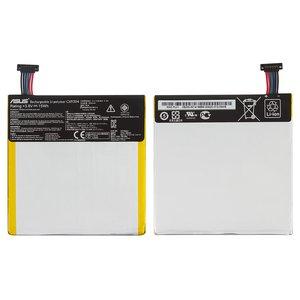Batería para tablet PC Asus MeMO Pad HD7 ME173X (K00B), Li-Polymer, 3.8 V, 3950 mAh, #C11P1304