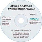 ПО для связи с компьютером HIOKI 3856-02