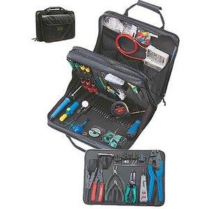 Сумка для инструментов Pro'sKit TC-2004 с 3 дополнительными палеттами