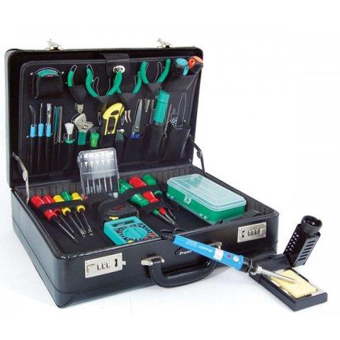 Набор инструментов Pro'sKit 1PK 305NB для электромонтажа
