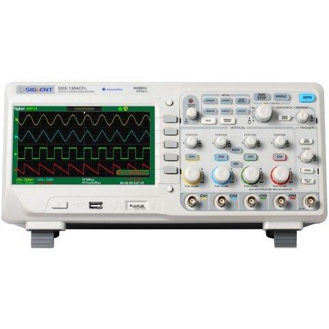 Цифровий осцилограф SIGLENT SDS1304CFL