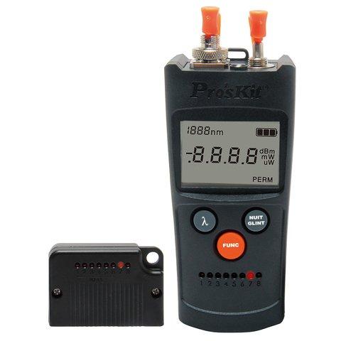 Вимірювач оптичної потужності Pro'sKit MT 7602