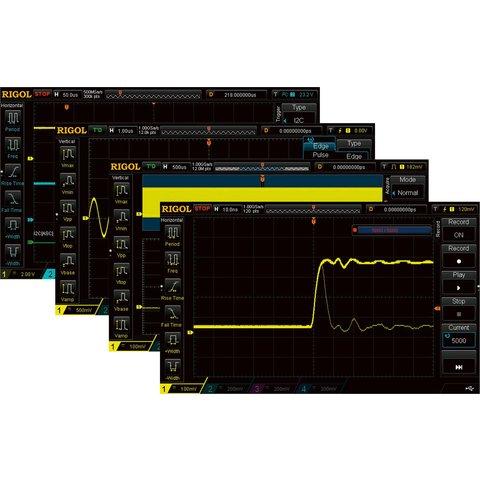 Програмне розширення RIGOL MSO5000 COMP для декодування RS232 UART