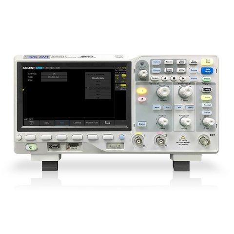Фосфорний цифровий осцилограф SIGLENT SDS2202X E