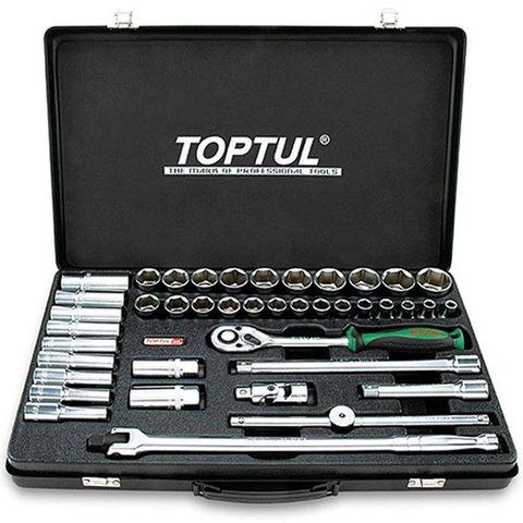 Набір інструментів TOPTUL GCAD4102