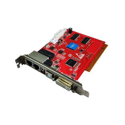 Контролер Huidu HD T901 1280*1024, макс. ширина 3840, макс. висота 2048, синхронний
