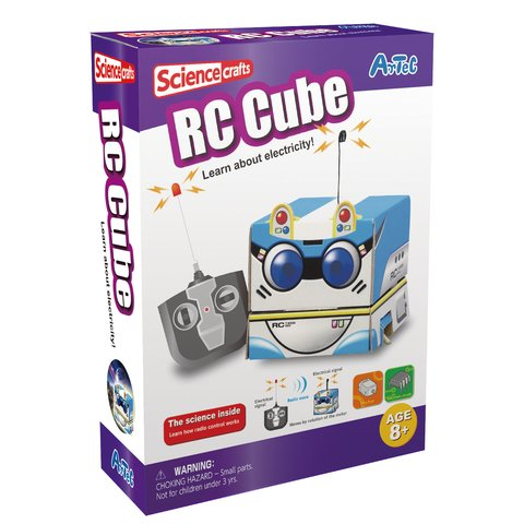 Artec SPC RC Cube - /*Photo|product*/