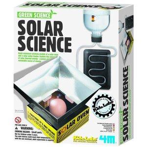 STEAM-конструктор 4M Досліди з сонячною енергією 00-03278