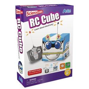 STEM-конструктор Artec Радіокерована машинка-куб SPC