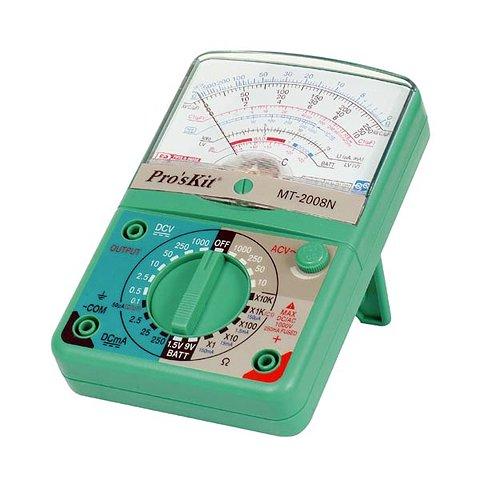 Analogue Multimeter Pro'sKit MT 2008N