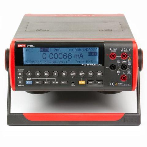 Bench Type Digital Multimeter UNI T UT805A
