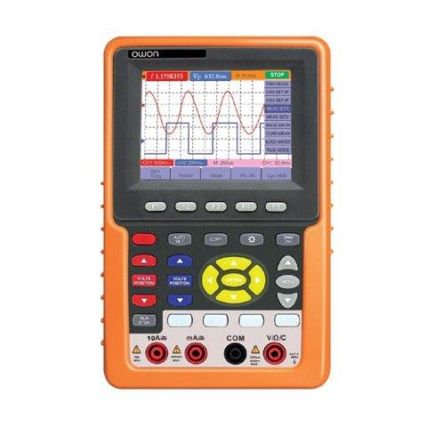 Handheld Digital Oscilloscope OWON HDS1022M N