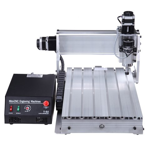 3 axis CNC Router Engraver ChinaCNCzone 4030 800 W