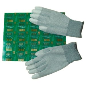 Maxsharer Technology C0504-L ESD gloves